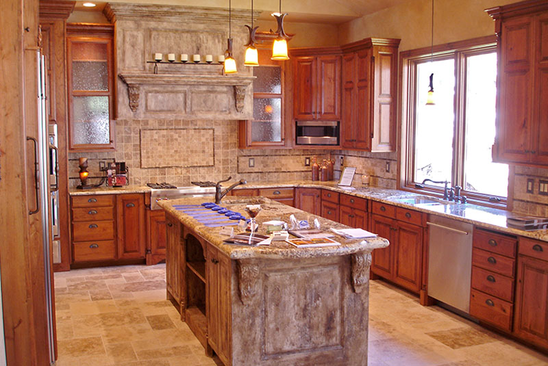 Habitations gallery of kitchen designs