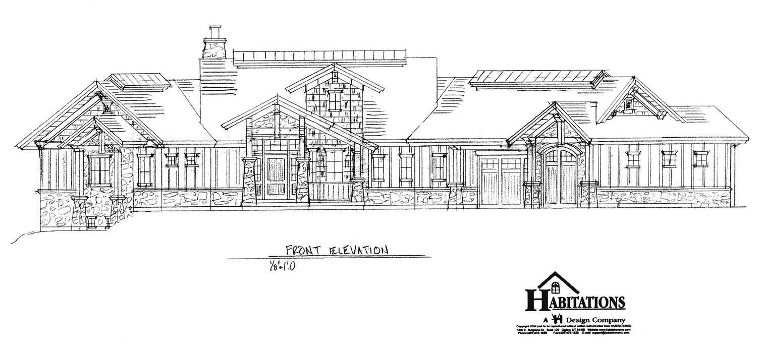 ambler and Single Story Home Plans Stock Plan Search - ^