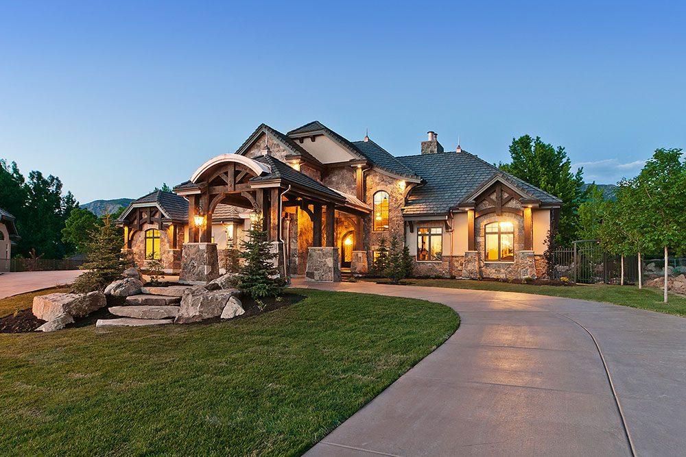 Utah Parade Home Custom Photo Gallery