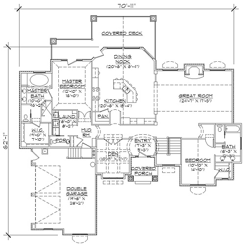 Floor plans without formal dining rooms ask home design House plans without dining room