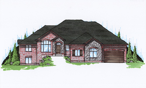 Home Plans Design Addition Garage Master Over Plan Suite