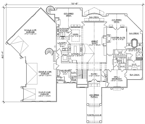 Upper Level Floor Plan Images Frompo