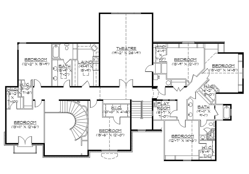 Slab home plans slab on grade ranch floor plan move for Slab house plans