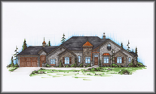 Professional House Floor Plans Custom Design Homes