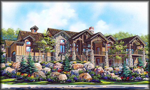 Luxury House Plans, Custom Home Floor Plans Search